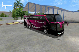 Bus 3 New Haryanto (Fanmade)