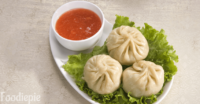 Delicious Crunchy Veg Momos Recipe