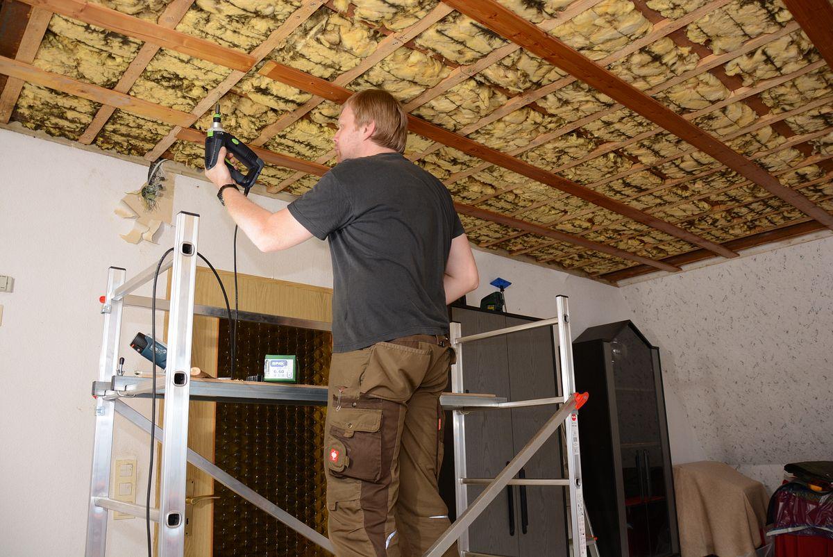 Projektvorstellung: Renovierung   Wohnzimmer   Teil 2