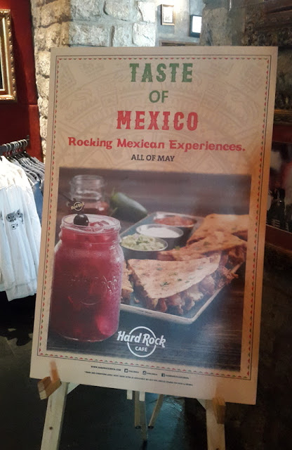 Hard Rock Cafe - Taste of Mexico