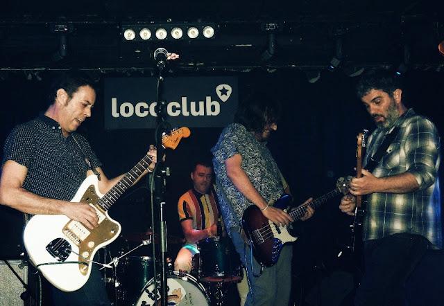 Con Star Trip y Ken Stringfellow (Crónica concierto Loco Club, 1)