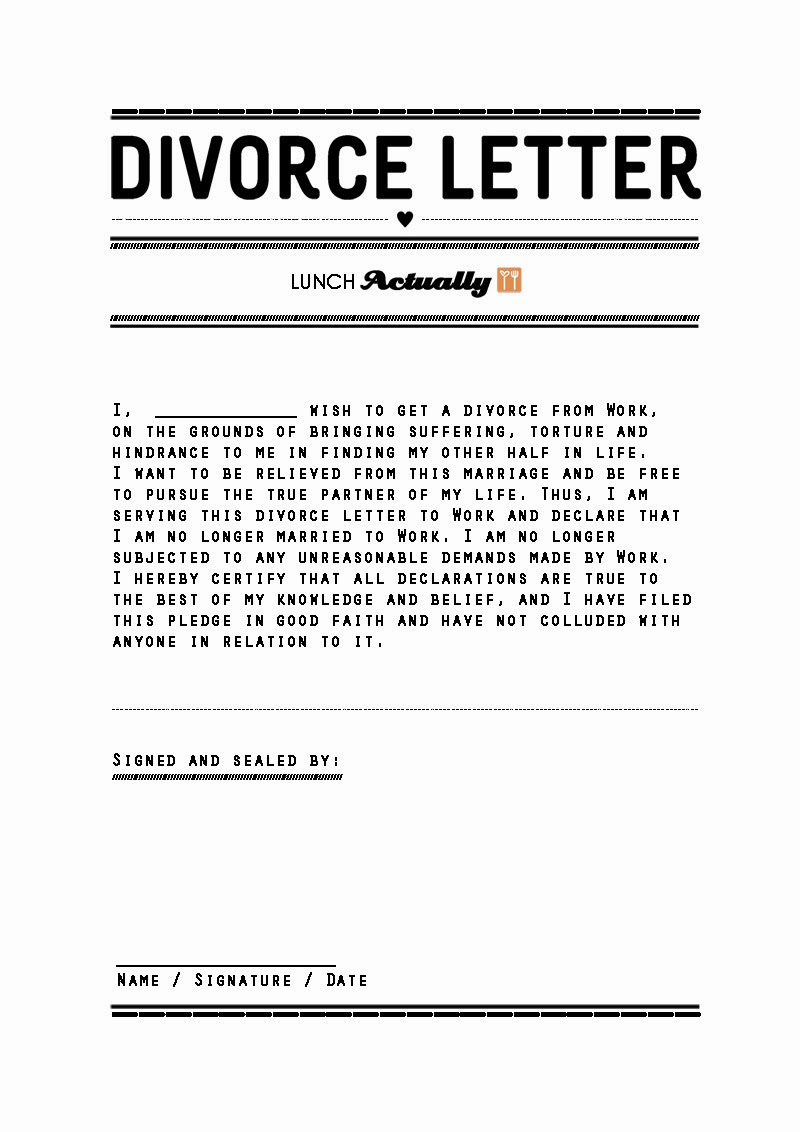 Doc700934 Divorce Papers Template Divorce Forms Free Word – Divorce Decree Template