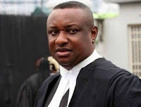 HUMAN RIGHTS LAWYER, KEYAMO TELLS PRESIDENT BUHARI TO SACK IGP OVER ARREST, DETENTION OF ELOMBAH BROTHERS