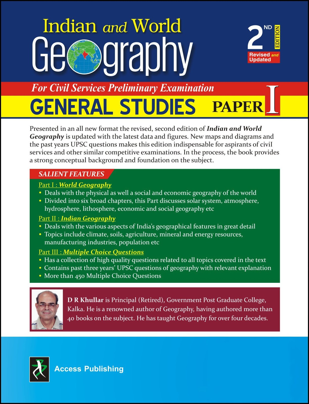 GC Leong Certificate Physical and Human Geography New ...