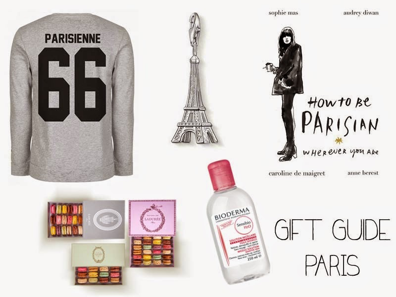Paris Christmas Gift Guide