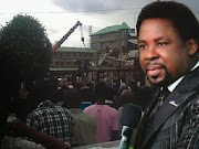 Tragedy: Boko Haram attacked our building ─ T.B. Joshua