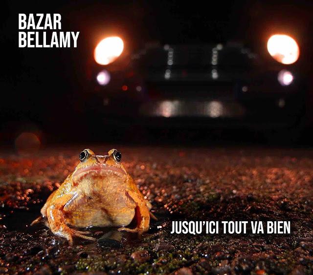 Avec des textes riches et forts, Bazar Bellamy sort un premier album très rock et 100% made in France