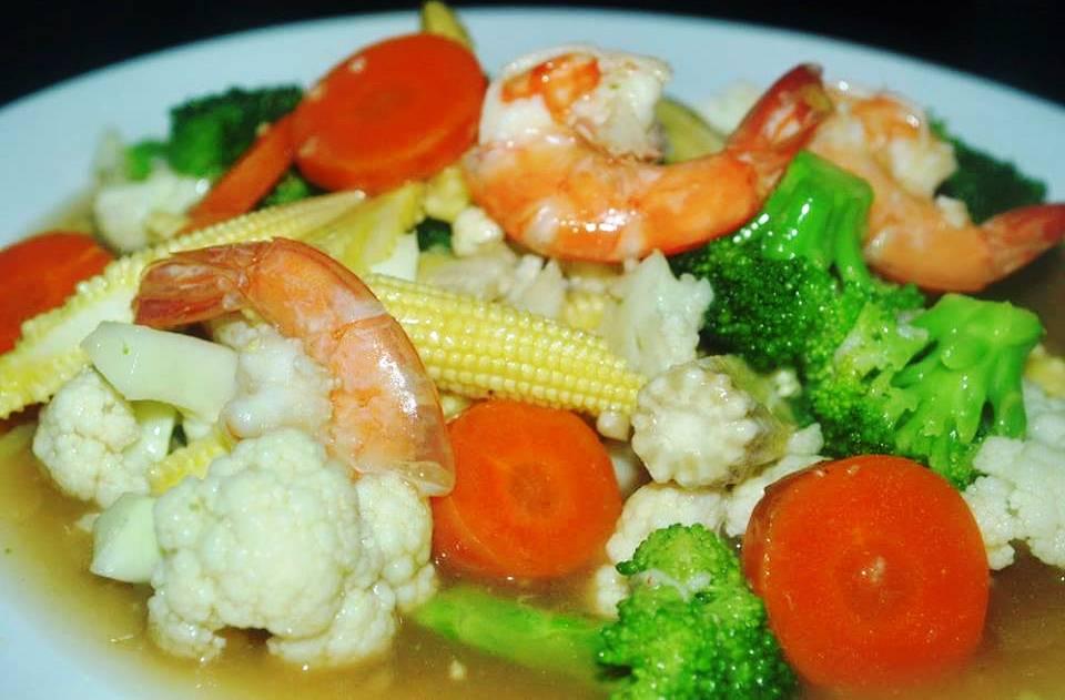 Resepi Sayur Campur Ala Cina