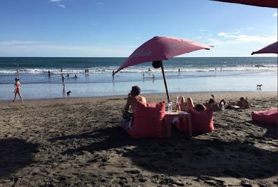 Canggu Bali, Pantai Batu Mejan