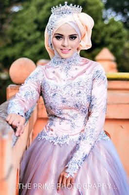 Model Hijab Untuk Pesta