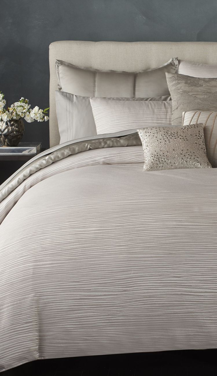 Donna Karan New York Donna Karan 'Reflection' Duvet Cover
