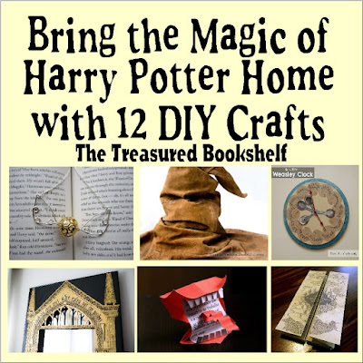 Thetreasuredbookshelf 2016 12 harry potter diy crafts solutioingenieria Image collections