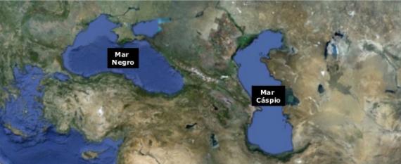 Mares e lagos internos