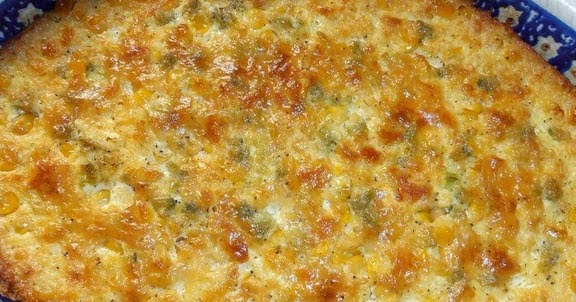 Best Recipes In World Corn Casserole