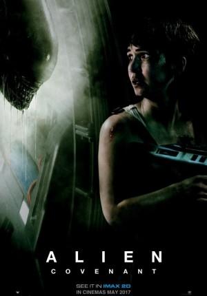 SINOPSIS Alien: Covenant (2017)
