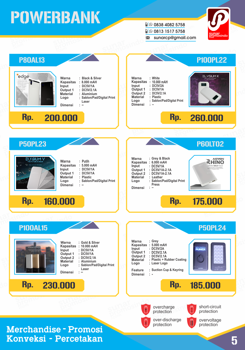 promosi powerbank