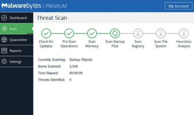Komputer (PC) Terinfeksi Virus - Malwarebytes