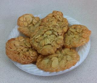 עוגיות שקדים לחג פסח
