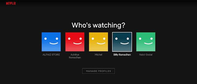 Akun Netflix