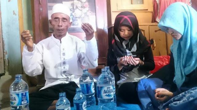 Tukang Becak Mengaku Naik Haji Misterius, MUI: Kasrin Belum Berhaji