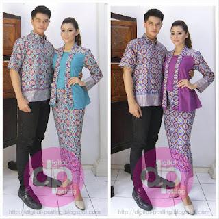 Model Baju Batik Terbaru 2017 2b42d95462