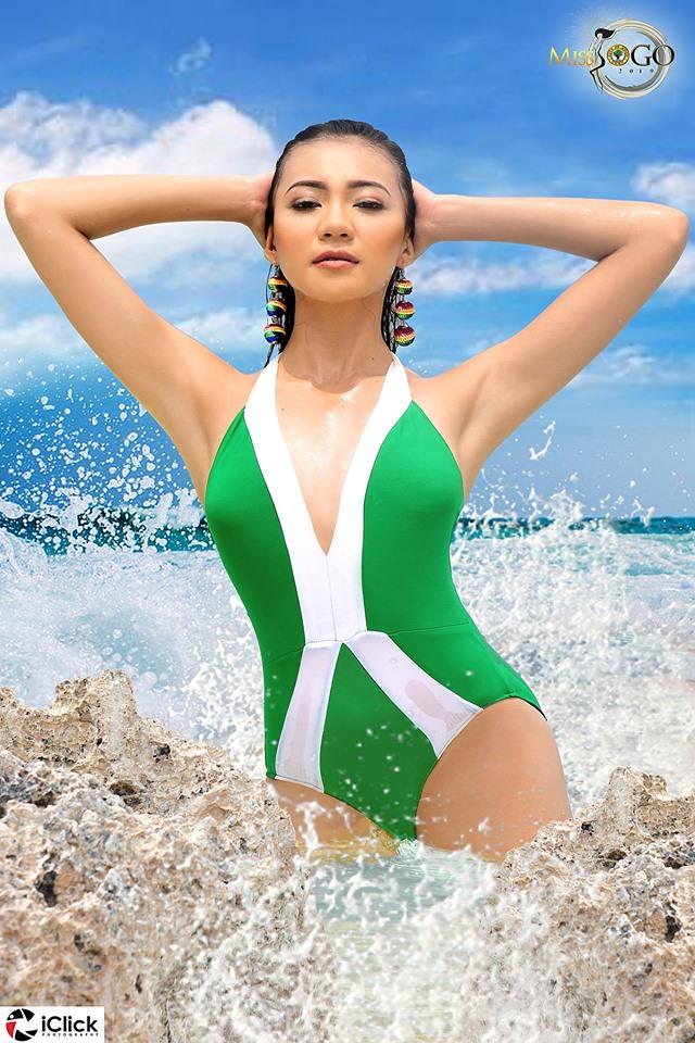 Jheizl Mae Ynot - Miss Bogo 2019 Candidate #6