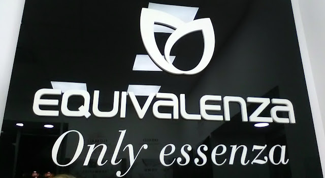 Equivalenza - Only Essenza, a Spanish perfumery chain