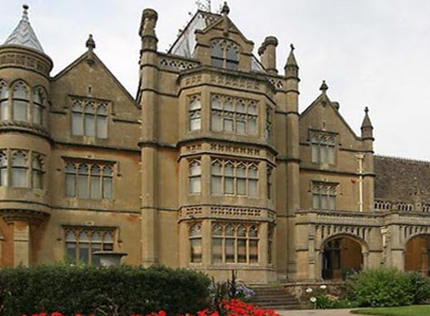 Rickmansworth Young Ladies College or Ghosts of Denham Hall..