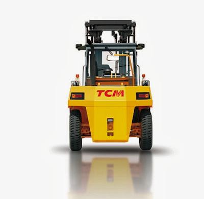 xe nang Diesel TCM