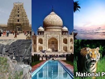 destinasi wisata terbaik di india
