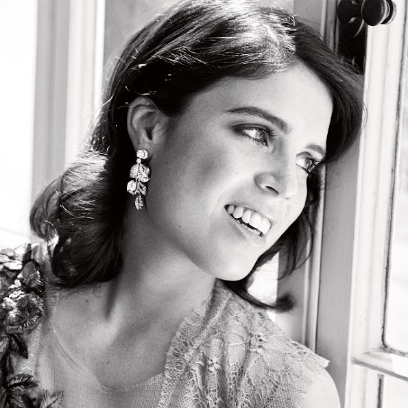 Princess Eugenie has given a interview to Harper's Bazaar US Fashion Trends and Women's Fashion magazine