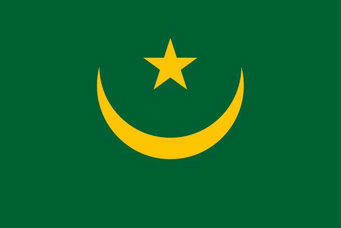 Flag of Mauritania  | Mauritania Flag | Mauritania National Flag