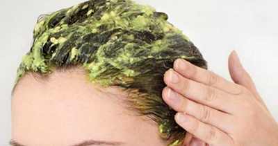 masker rambut alpukat untuk menebalkan rambut