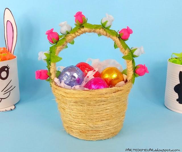 artesanato de Pascoa