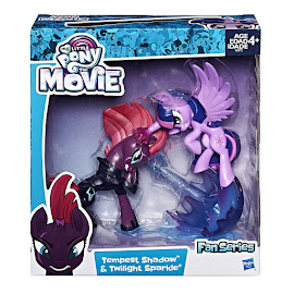 My Little Pony Fan Series MLP the Movie Tempest Shadow & Twilight Sparkle Guardians of Harmony Figure
