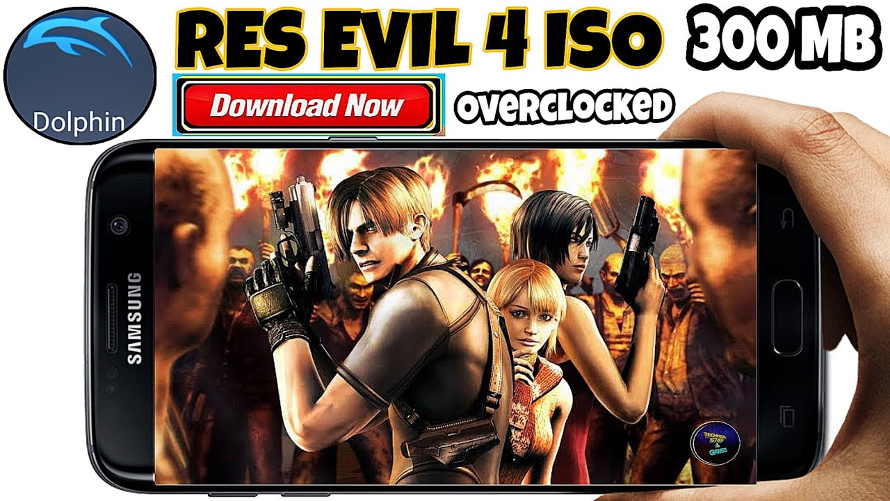 Resident evil #disc1 for Android  Gamecube games android