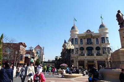 10D9N Spring Japan Trip: Welcome to New York at Tokyo Disneysea, Japan