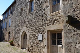 La Fortalesa de Saint-Jean d'Alcas. Sala de Justícia