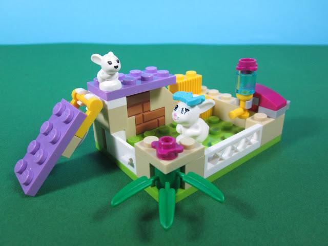 Set LEGO Friends 41087 Bunny & Babies
