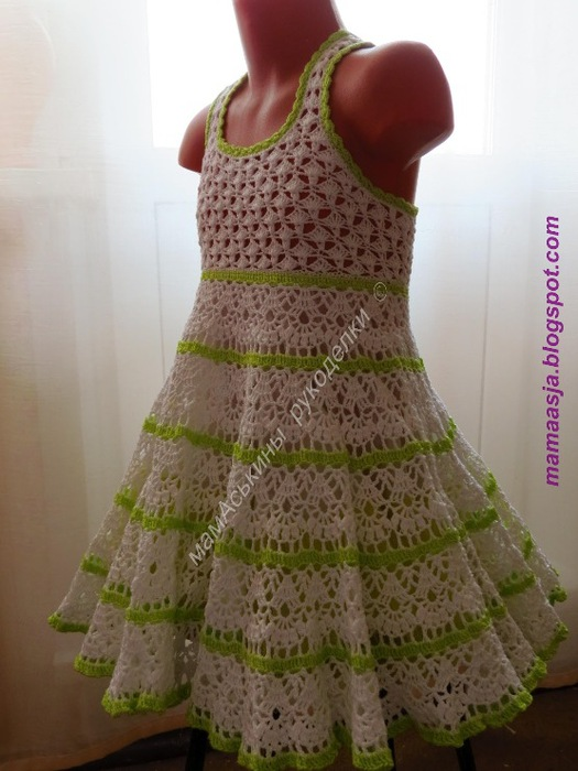Free Crochet Dress Patterns For Beginners : How to crochet: Crochet Patterns for free crochet baby ...