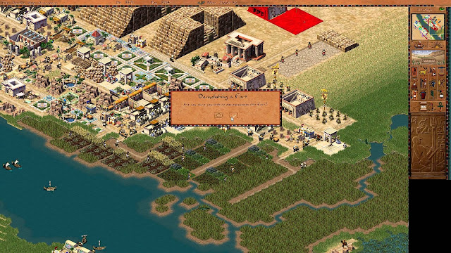 Pharaoh PC Game