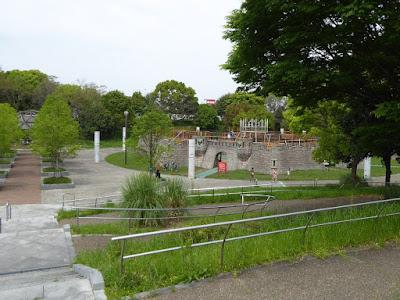 深北緑地公園 とりで広場