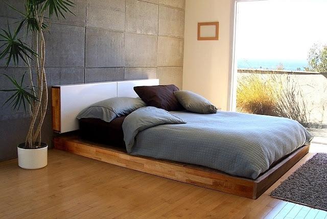 Gambar Model Desain Kamar Tidur Minimalis