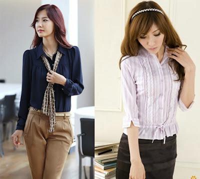 Contoh Model Baju Wanita Modern Terbaru
