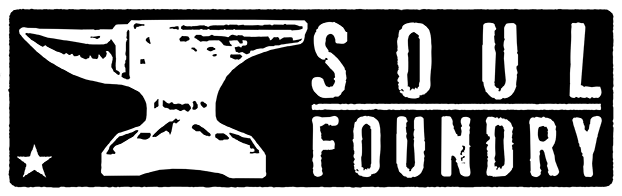 Soul Foundry logo by Johnny Mason