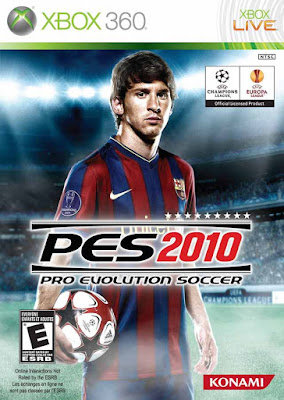 PES: Pro Evolution Soccer 2010 (LT 2.0/3.0) Xbox 360 Torrent Download