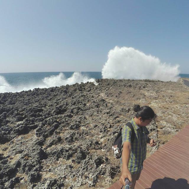 Tempat wisata Water Blow Nusa Dua