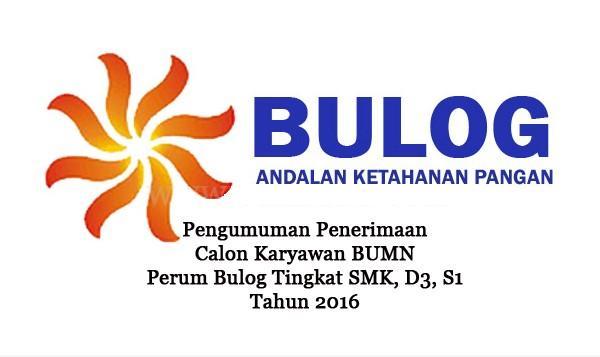 BULOG : CALON KARYAWAN PEGAWAI TETAP - ACEH, INDONESIA