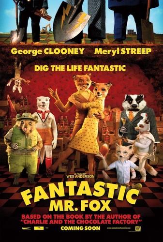Fantástico Sr. Fox (2009) [DVDrip – Latino] [Animación]