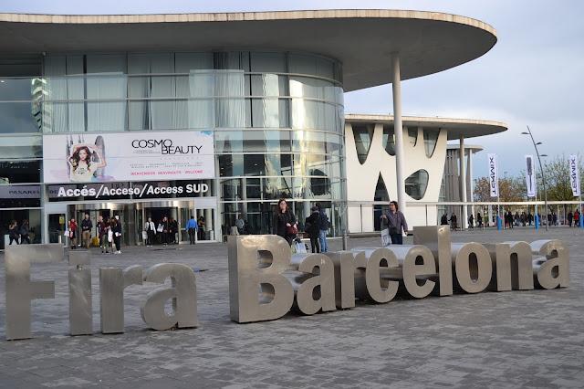 """""""Cosmobeauty Barcelona 2017"""""""